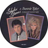 Cover Shakin' Stevens & Bonnie Tyler - A Rockin' Good Way