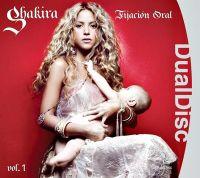Cover Shakira - Fijación oral - Vol. 1