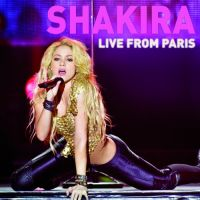 Cover Shakira - Live From Paris