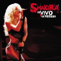 Cover Shakira - Live & Off The Record