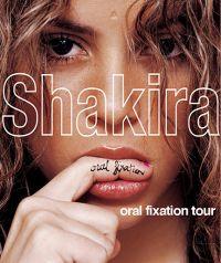 Cover Shakira - Oral Fixation Tour