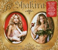 Cover Shakira - Oral Fixation Volumes 1 & 2