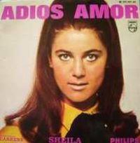 Cover Sheila - Adios amor