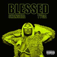 Cover Shenseea / Tyga - Blessed