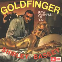 Cover Shirley Bassey - Goldfinger