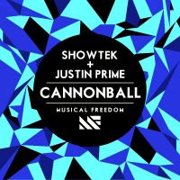 Cover Showtek + Justin Prime - Cannonball