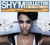 Cover Shy'm - Prendre l'air