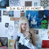Cover Sia - Elastic Heart