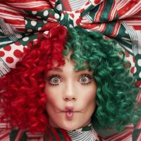 Cover Sia - Santa's Coming For Us