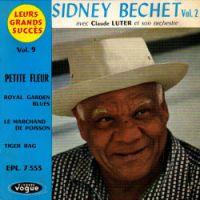 Cover Sidney Bechet - Petite fleur