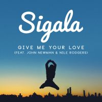 Cover Sigala feat. John Newman & Nile Rodgers - Give Me Your Love