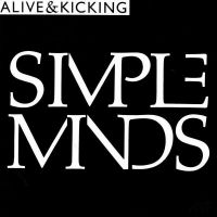 Cover Simple Minds - Alive & Kicking