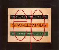Cover Simple Minds - Belfast Child