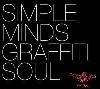 Cover Simple Minds - Graffiti Soul