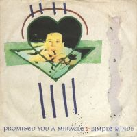 Cover Simple Minds - Promised You A Miracle