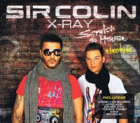 Cover Sir Colin & X-Ray - Scratch Da House Electric