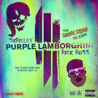 Cover Skrillex & Rick Ross - Purple Lamborghini