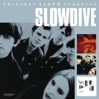 Cover Slowdive - Original Album Classics