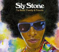 Cover Sly Stone - I'm Back! Family & Friends