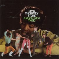 Cover Sly & The Family Stone - A Whole New Thing