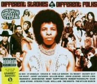 Cover Sly & The Family Stone - Different Strokes By Different Folks
