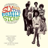 Cover Sly & The Family Stone - Dynamite! The Collection