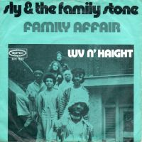 Cover Sly & The Family Stone - Family Affair
