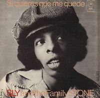 Cover Sly & The Family Stone - If You Want Me To Stay