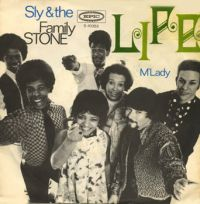 Cover Sly & The Family Stone - Life