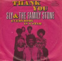 Cover Sly & The Family Stone - Thank You (Fallettin Me Be Mice Elf Again)