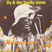 Cover Sly & The Family Stone - Time For Livin'