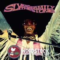 Cover Sly & The Family Stone - Woodstock Sunday August 17, 1969