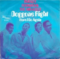 Cover Smokey Robinson & The Miracles - Doggone Right
