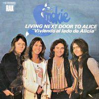 Cover Smokie - Living Next Door To Alice