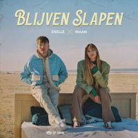 Cover Snelle x Maan - Blijven slapen