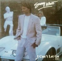 Cover Snowy White - I Can't Let Go