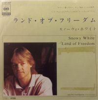 Cover Snowy White - Land Of Freedom