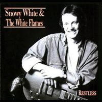 Cover Snowy White & The White Flames - Restless