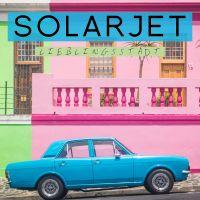 Cover Solarjet - Lieblingsstadt