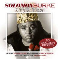 Cover Solomon Burke - King Solomon - 30 Golden Pieces