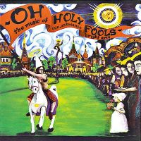 Cover Son & Ambulance / Bright Eyes - Oh Holy Fools