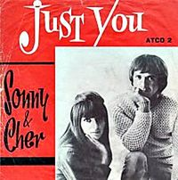Cover Sonny & Cher - Just You
