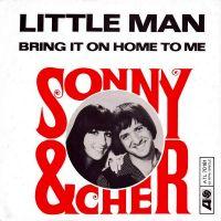 Cover Sonny & Cher - Little Man