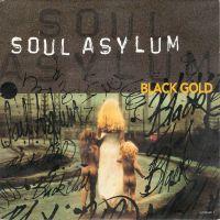 Cover Soul Asylum - Black Gold