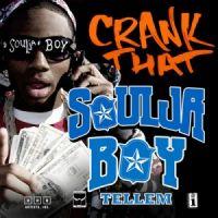 Cover Soulja Boy Tellem - Crank That (Soulja Boy)