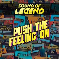 Cover Sound Of Legend - Push The Feeling On