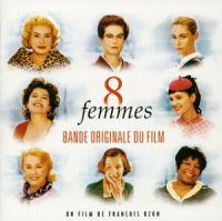 Cover Soundtrack - 8 femmes