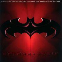 Cover Soundtrack - Batman & Robin