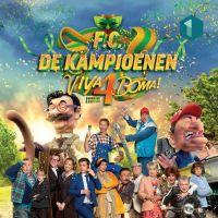 Cover Soundtrack - F.C. De Kampioenen 4 - Viva Boma!