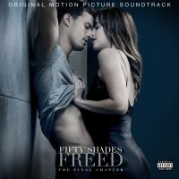 Cover Soundtrack - Fifty Shades Freed - The Final Chapter